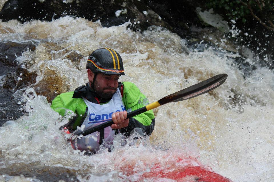 Kipper Maguire Kayaker