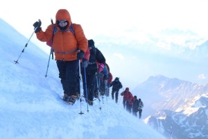 Summit Day, Mt Elbrus